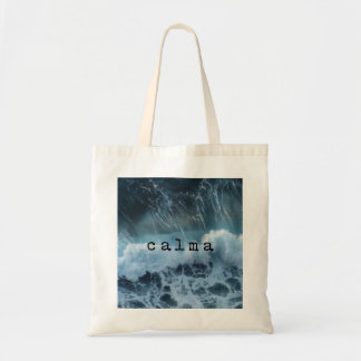 CALM SEA TOTE BAG