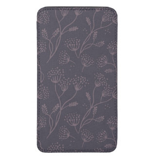 Calm Tops Natural Knowing Galaxy S5 Pouch