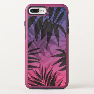Calm Tropical Palm Leaves | Phone Case