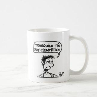 Calm uncle, I am scientist Coffee Mug