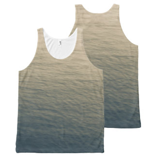 Calm Water At Twilight All-Over-Print Tank Top