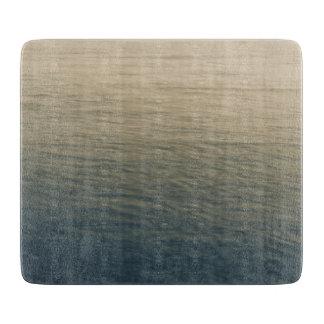 Calm Water At Twilight Cutting Board