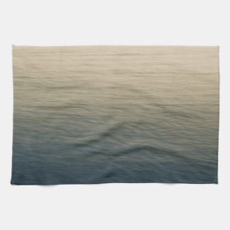 Calm Water At Twilight Kitchen Towel
