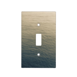 Calm Water At Twilight Light Switch Cover