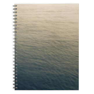 Calm Water At Twilight Notebooks