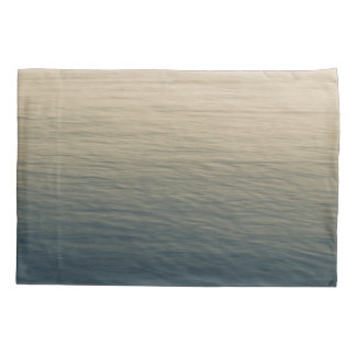 Calm Water At Twilight Pillowcase
