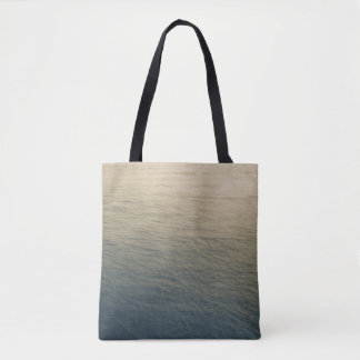 Calm Water At Twilight Tote Bag