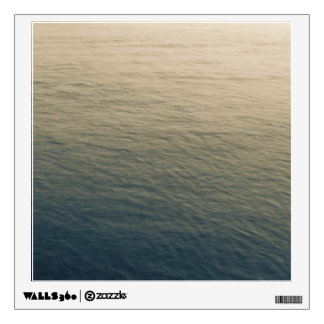 Calm Water At Twilight Wall Sticker