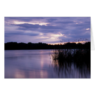 Calm Waters Card