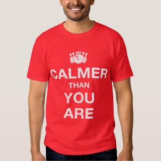 Calmer Than You Are Shirt