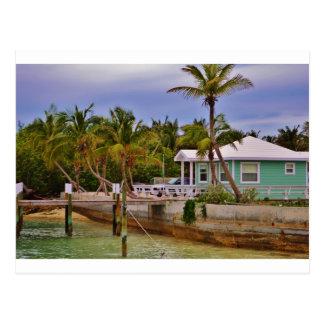 Calming Dock Postcard