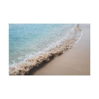 Calming Wave Canvas Print