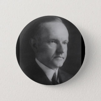 Calvin Coolidge 30 2 Inch Round Button