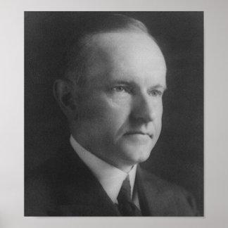 Calvin Coolidge 30 Poster