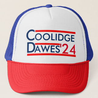 Calvin Coolidge for President 1924 Trucker Hat
