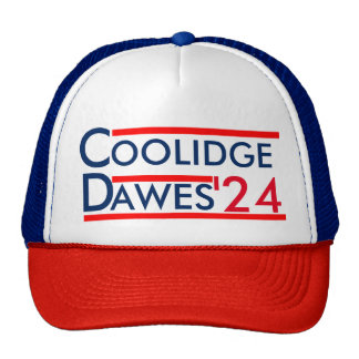 Calvin Coolidge for President 1924 Trucker Hat