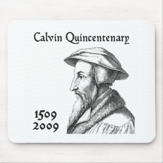 Calvin Quincentenary Mouse Pad