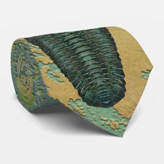 Calymene Niagarensis Trilobite Tie