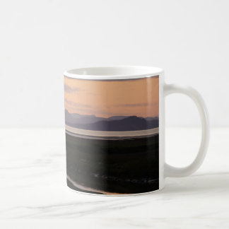 Camano Island, WA, at Sunset Classic Mug