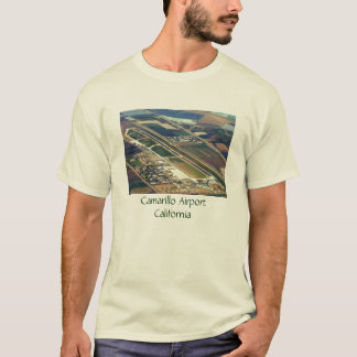 Camarillo Airport, Camarillo AirportCalifornia T-Shirt