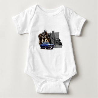 Camaro at Filling Station Baby Bodysuit