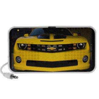 Camaro Doodle Speakers