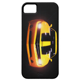 Camaro on black iPhone 5 cases