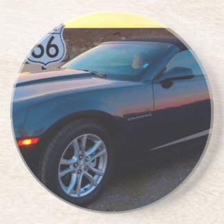 Camaro on Route 66 Coaster