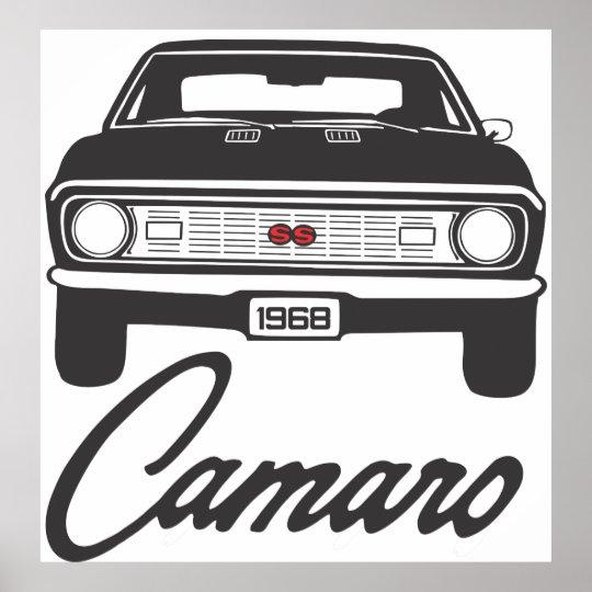 Camaro Poster