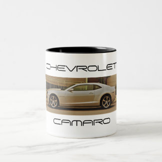 Camaro Two-Tone Coffee Mug