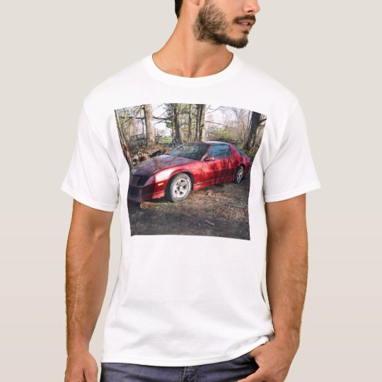 Camaros rule mustangs drool T-Shirt