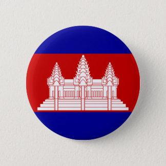 cambodia 2 inch round button
