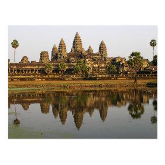 Cambodia   Angkor Wat Travel Photo Postcard