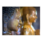 Cambodia, Phnom Penh. Buddha statues Postcard