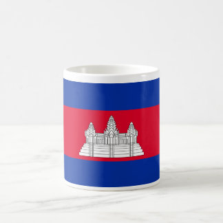 Cambodia World Flag Coffee Mug