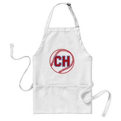 Cambria Heights Baseball Softball Design Apron