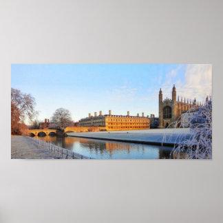 Cambridge Backs Poster