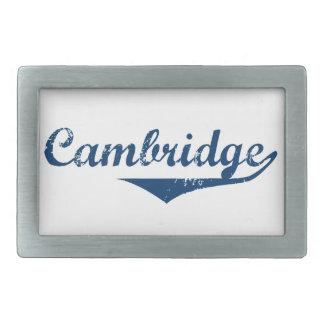 Cambridge Belt Buckle