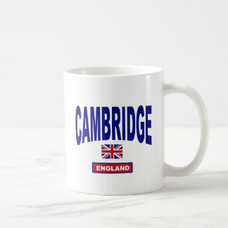 Cambridge England Coffee Mug