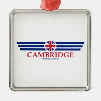 Cambridge Metal Ornament