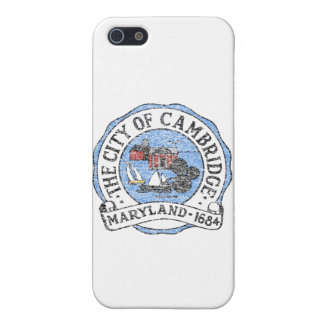 Cambridge Seal iPhone 5/5S Case