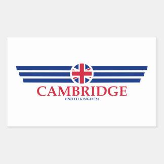 Cambridge Sticker