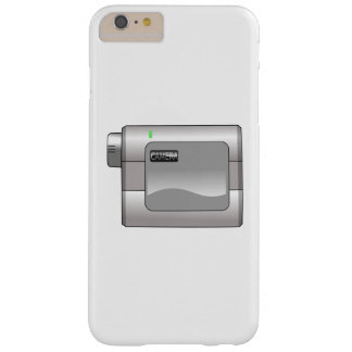 Camcorder Barely There iPhone 6 Plus Case