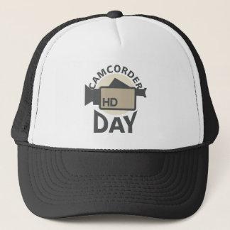 Camcorder Day - Appreciation Day Trucker Hat