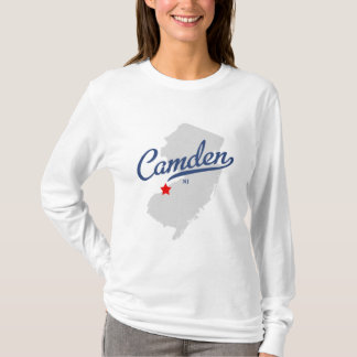 Camden New Jersey NJ Shirt