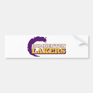 Camdenton Lakers (Ozark Conference) Car Bumper Sticker