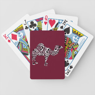 Camel 2 bicycle playing cards