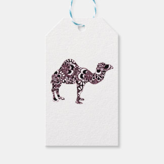 Camel 2 gift tags