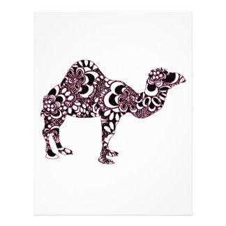Camel 2 letterhead