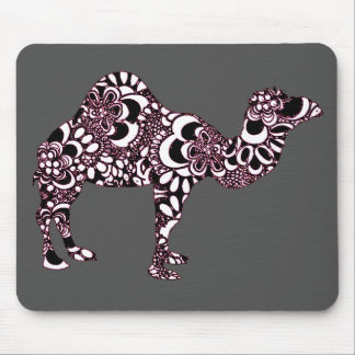 Camel 2 mouse pad